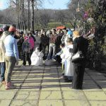 Politistii din Maramures au oferit cadouri copiilor din Gardani