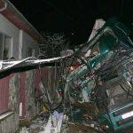 Accident mortal de circulatie in Lapusel urmat de un altul al ambulantei trimise la interventie (VIDEO)