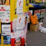 AFISAJ ELECTORAL – INTERDICTIE – Afisajul electoral pe stalpi si in statiile de autobuz, interzis in Baia Mare