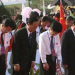 Stafeta olimpica a fost oprita in China, ca semn al doliului national