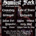 Program Samfest Rock, 27-28 iunie 2008 – Satu Mare