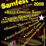 Samfest Jazz Festival il aduce la Satu Mare pe celebrul tobosar Billy Cobham