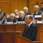 AVIZ CONSULTATIV – Parlamentul a respins referendumul lui Basescu