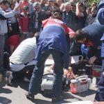 ACTUALIZARE – ACCIDENT MORTAL – Batran accidentat mortal pe trecerea de pietoni de langa biserica de lemn din Baia Sprie (VIDEO)