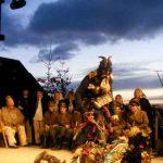VIFLAIM – IEUD – Bataia dracilor, un moment controversat din teatrul religios Viflaim (VIDEO)