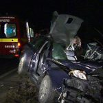 A ADORMIT…PENTRU TOTDEAUNA – Maramuresean ucis intr-un accident de circulatie in judetul Timis (VIDEO)