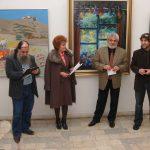 EXPOZITIE ARTA – ATELIER – Expozitie a studentilor si profesorilor Univesitatii de Nord la Muzeul de Arta din Satu Mare
