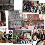 """PROIECT – ECOLOGIE – Obiecte si tinute realizate din materiale reciclabile de catre elevii de la scoala """"Dr. Victor Babes"""" din Baia Mare"""