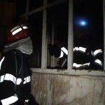 INCENDIU – Baimareni scosi in strada in pijamale dupa ce sediul unei firme de piese auto de pe strada Transilvaniei a luat foc (VIDEO)