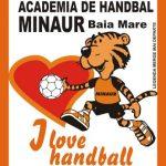 MINIHANDBAL – Festivalul National de Minihandbal, editia 2012, incepe maine in Baia Mare
