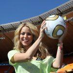 CM 2010. Shakira, elefantii si hipopotamii, protagonistii ceremoniei de inchidere