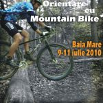 ORIENTARE MOUNTAIN BIKE. 9-11 iulie – finalele Campionatului National si Cupa Maratin Rivulus Dominarum