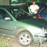 FURT AUTOTURISM – Masina furata din Cehia, descoperita in Punctul de Trecere a Frontierei Sighetu Marmatiei