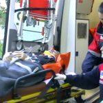 ACTUALIZARE – ACCIDENT – Barbat lovit pe trecerea de pietoni, pe strada 22 Decembrie din Baia Mare