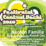 FOTER FESTIVAL 2010 – Expozitii, concerte rock si etno, concursuri si activitati in aer liber, la Festivalul Centrul Vechi