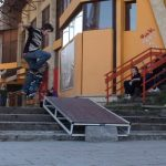 SLAVE TO THE GRIND – SKATEBOARD – Zeci de skateri din toata tara s-au intrecut in trickuri in fata Casei Tineretului din Baia Mare (VIDEO)