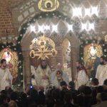 DUBLA ANIVERSARE – Sute de credinciosi s-au adunat la aniversarea Episcopiei Ortodoxe a Maramuresului si Satmarului si intronizarea lui Justinian Chira (VIDEO)