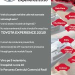 ADVERTORIAL – Caravana Toyota Experience 2010 poposeste in Baia Mare