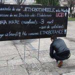 """PROTEST – CONSUM ETNOBOTANICE – """" Deschide ochii: etnobotanicele ucid !"""" – un mesaj al tinerilor liberali din Baia Mare (VIDEO)"""