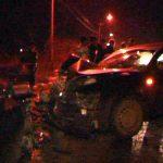 ACTUALIZARE – ACCIDENT –  Accident rutier cu victime pe DN 18, la intrarea in Baia Sprie (VIDEO)
