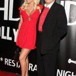 "MIREASA PLAYBOY – Hugh Hefner, patronul ""Playboy"", s-a logodit cu modelul Crystal Harris"