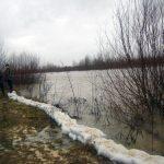 VIITURA – REMETI – Suprainaltarea digului de pe Tisa a ferit localitatea Remeti de doua viituri venite de pe raul ucrainean Teresva (VIDEO)