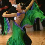 DANS SPORTIV – Rares Soponar si Alice Rusznyak, campioni nationali la categoria standard