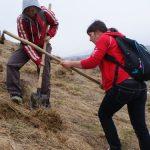 CITITORII IN ACTIUNE – FOTO – Tara Lapusului prinde radacini