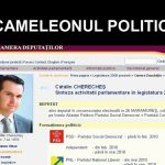 ADVERTORIAL – Catalin Chereches, cameleonul politic (VIDEO)