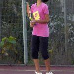 TENIS DE CAMP – Tenismena baimareana Anca Rusu a castigat Cupa Transilvania la categoria 14 ani