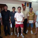 TENIS – Reprezentantii Garzii de Interventie nr. 2 Somcuta Mare, cei mai buni pompieri maramureseni la tenis