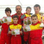 EDUCATIE RUTIERA SI KARTING – Premii pentru Palatul Copiilor Baia Mare la Targu Secuiesc