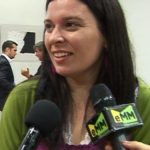 PRESEDINTE UAP – Graficiana Laura Ghinea, prima femeie din fruntea Uniunii Artistilor Plastici Baia Mare