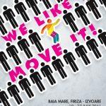 BAIA MARE, WE LIKE TO MOVE IT – Tineri din cinci tari organizeaza Talent Show & Flash Mob in Baia Mare