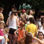 """FESTIVAL- Copiii baimarenilor, rasfatati cu dulciuri, spectacole si plimbari cu trenuletul, astazi, la """"Papy Fest"""""""