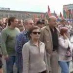 BELARUS – 250 de opozanti au fost arestati pentru ca au protestat impotriva regimului
