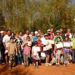 TENIS DE CAMP – Tenis Club Baia Mare a organizat un turneu – repetitie generala pentru competitiile oficiale care urmeaza
