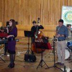 SPECIAL – Sase tipuri de jazz, intr-un concert care vrea sa devina traditie la Sighetu Marmatiei (VIDEO)