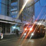 INCENDIU – Doua autospeciale au intervenit pentru stingerea unui foc de butelie
