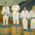 NE-WAZA – UNDER 17. Cinci medalii nationale pentru CSM Baia Mare