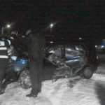 ACTUALIZARE 2 – ACCIDENT – Sofer scos dintre fiare dupa un grav accident la iesire din Seini (VIDEO)