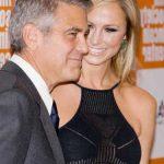 IUBITA SUB PAZA – George Clooney a angajat o garda de corp pentru prietena lui
