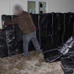 CONTRABANDA – Focuri de arma trase peste Tisa inspre contrabandistii de tigari (VIDEO)