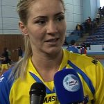 "HANDBAL – Camelia Balint Hotea: ""Dupa 10 ani petrecuti la HCM, am jucat impotriva echipei mele de suflet"" (VIDEO)"