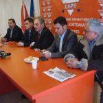 ALEGERI 2012 – Dezacord in UNPR Maramures in privinta colaborarii cu PDL – Ambrus trage cea si Dolha hais