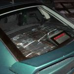 CONTRABANDA – Maramureseni prinsi in timp ce descarcau un transport cu tigari de contrabanda la Bistra