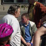 ACTUALIZARE – ACCIDENT – Un copil pe bicicleta a fost acrosat pe trecerea de pietoni din intersectia de la McDonald's (VIDEO)