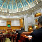 PARLAMENT – Soarta Guvernului este decisa, azi, in plenul Parlamentului