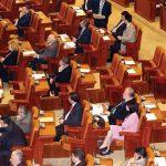 CODUL MUNCII – Motiunea de cenzura impotriva Guvernului va fi aprobata astazi de liderii USL
