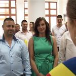 HANDBAL – RUGBY – Povestea de dragoste a Sorinei si a lui Razvan a inceput in polivalenta si a ajuns la… Casa casatoriilor (VIDEO)